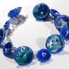 Dome charm bracelets