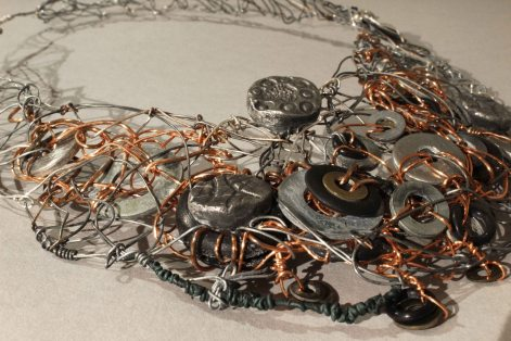 Scrap Necklace