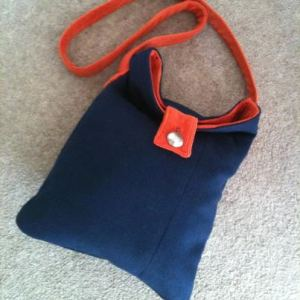The Making House Sewing Courses Upcycled Bag